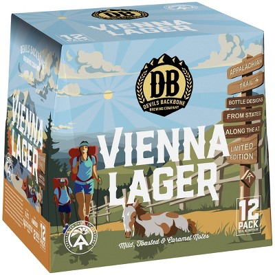 Devils Backbone Vienna Lager Beer - 12pk/12 fl oz Bottles