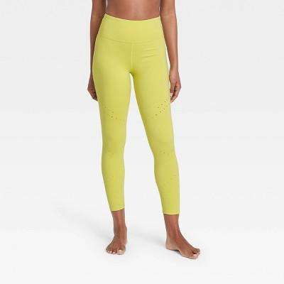 Women's Ultra High-Rise Laser Cut 7/8 Leggings - JoyLab™