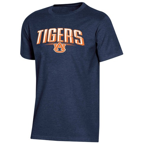 NCAA Auburn Tigers Boys' Short Sleeve Crew Neck T-Shirt - image 1 of 2