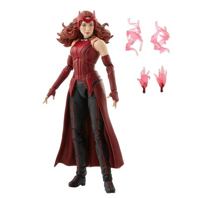 "Hasbro Marvel Legends Series WandaVision 6"" Scarlet Witch"