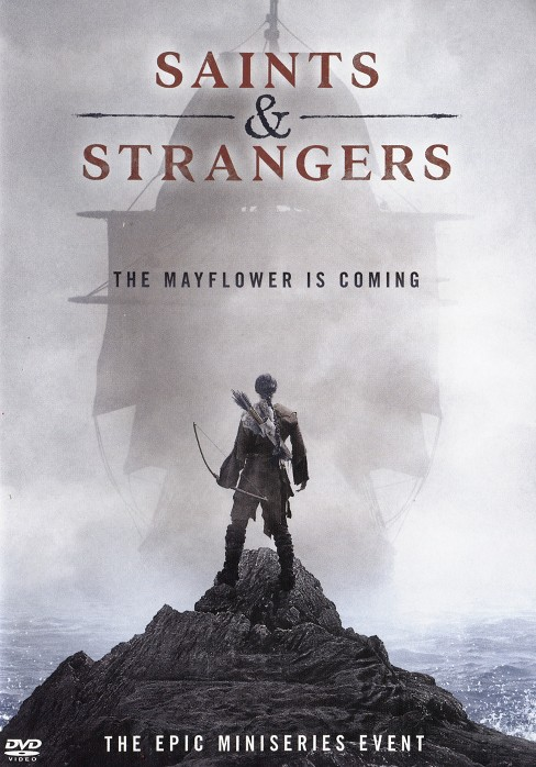 Saints & strangers (DVD) - image 1 of 1