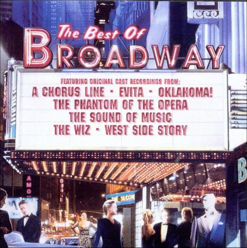 Various - Best of broadway (CD) - image 1 of 2