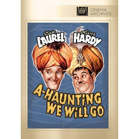 A-haunting We Will Go (DVD) - image 1 of 1