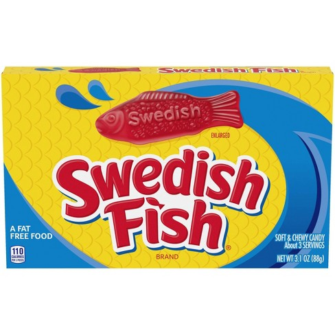 Swedish Fish Soft & Chewy Candy - 3.1oz - image 1 of 4