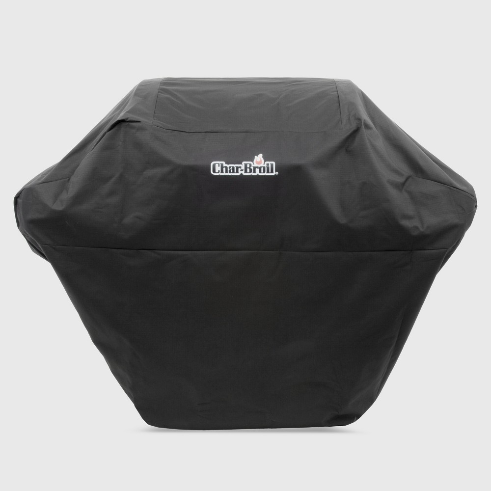 Char-Broil 2-3 Burner Rip-Stop Grill Cover – Black 51537002