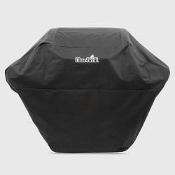 Char-Broil 2-3 Burner Rip-Stop Grill Cover - Black