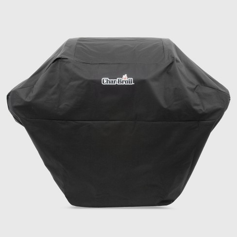 Char-Broil 2-3 Burner Rip-Stop Grill Cover - Black - image 1 of 3