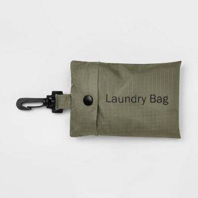 Stuffable Laundry Bag Green - Room Essentials™