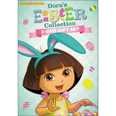 Dora the Explorer: Dora's Easter Collection [2 Discs] - image 1 of 1