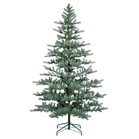 7ft Unlit Artificial Christmas Tree Blue/Green Full Balsam Fir - Wondershop™ - 7ft Unlit Artificial Christmas Tree Blue/Green Full : Target