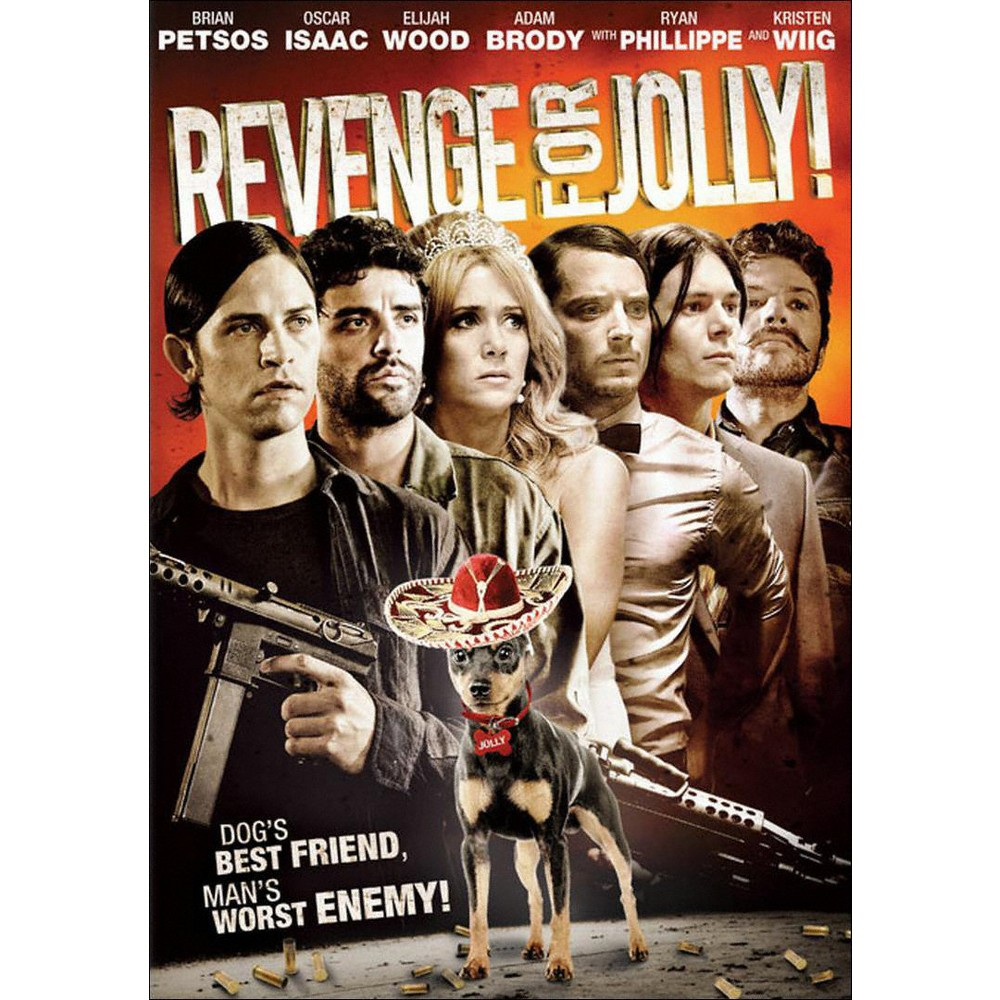 Revenge For Jolly Dvd