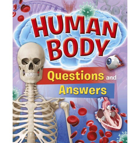 Human Body Questions and Answers (Paperback) (Thomas Canavan) - image 1 of 1