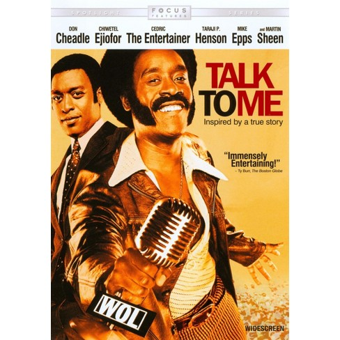 Talk to Me (WS) (dvd_video) - image 1 of 1