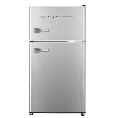 Frigidaire 3.2 cu ft Compact Fridge - Silver