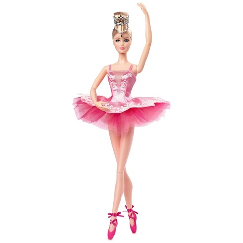 Barbie Signature Ballet Wishes Fashion Doll - image 1 of 4