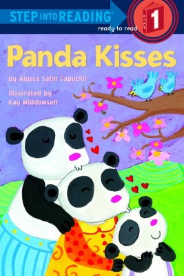 Panda Kisses - (Step Into Reading - Level 1 - Quality) by  Alyssa Satin Capucilli (Paperback)