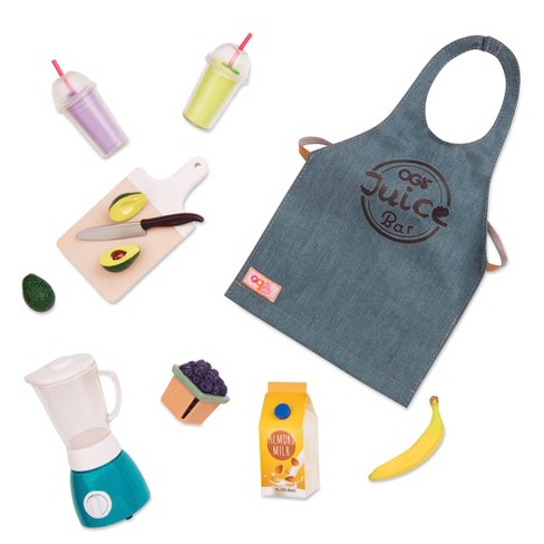 """Our Generation Juice Bar Accessory Set for 18"""" Dolls - image 1 of 3"""