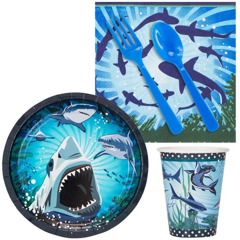 16ct Shark Party Snack Pack - image 1 of 1