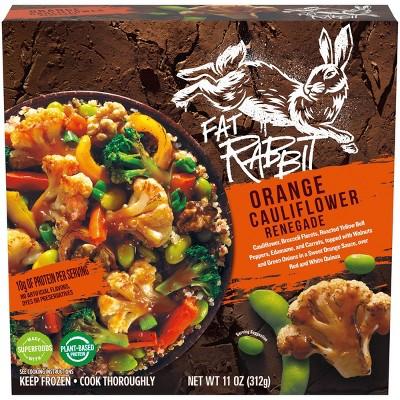 Fat Rabbit Frozen Orange Cauliflower Renegade - 11oz