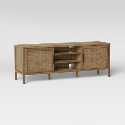 """Warwick TV Stand for TVs up to 69"""" with Storage - Threshold™"""