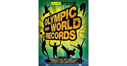 Olympic and World Records (Hardcover) (Keir Radnedge) - image 1 of 1