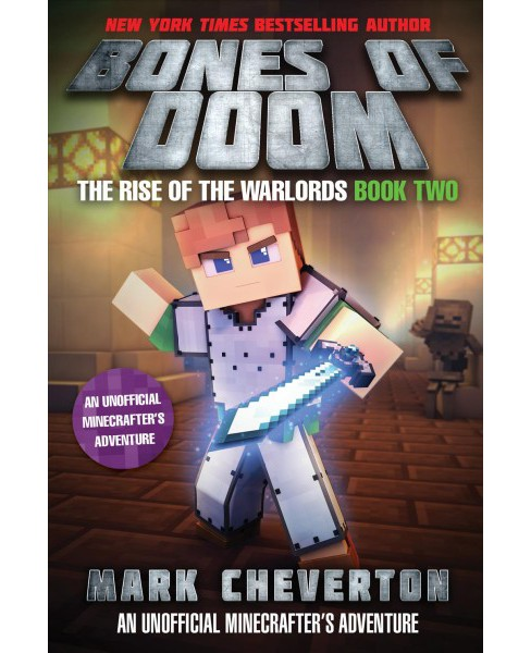 Bones of Doom : The Rise of the Warlords Book Two: an Unofficial Minecrafter's Adventure - image 1 of 1