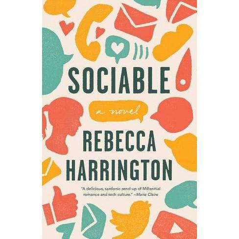 Sociable - (Vintage Contemporaries)by  Rebecca Harrington (Paperback) - image 1 of 1