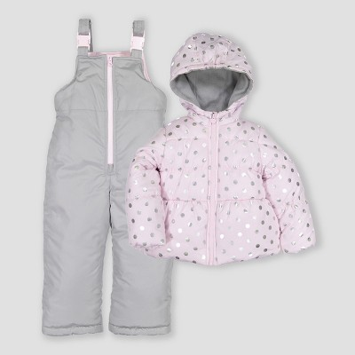 29aabce40606 Toddler Girls  2pc Snowsuit Just One You® Made By Carter s Pink   Target