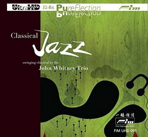 John trio whitney - Classical jazz swinging classical (CD) - image 1 of 1