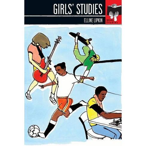 Girls' Studies - (Seal Studies) by  Elline Lipkin (Paperback) - image 1 of 1
