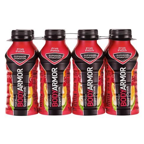 BODYARMOR Fruit Punch Sports Drink - 8pk/12 fl oz Bottles - image 1 of 2