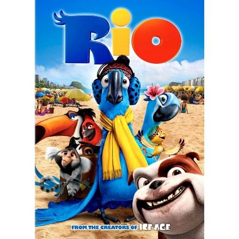 Rio (dvd_video) - image 1 of 1