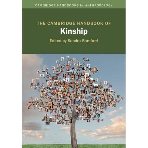 The Cambridge Handbook of Kinship - (Cambridge Handbooks in Anthropology) (Hardcover) - image 1 of 1