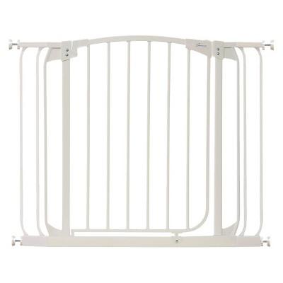 Chelsea Hallway Xtra Wide Safety Gate- White - Dreambaby