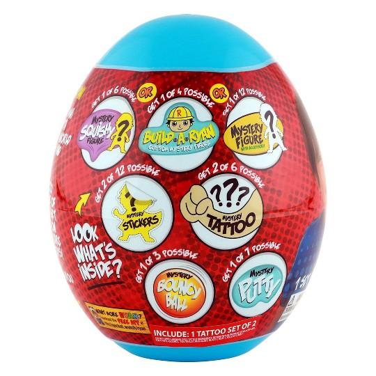 Ryan's World Mini Mystery Egg image number null