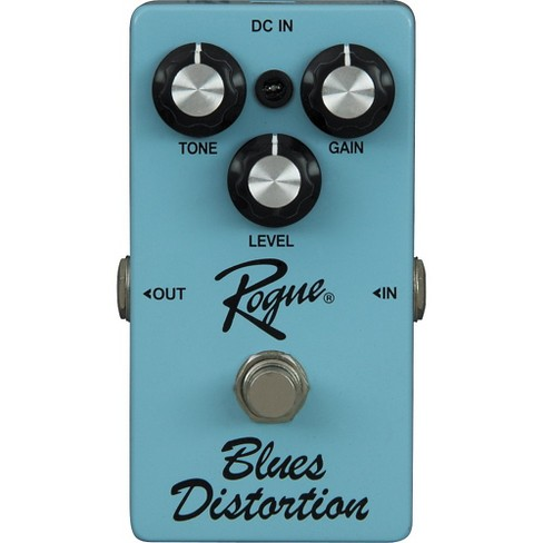 Rogue Blues Distortion Guitar Effects Pedal - image 1 of 3