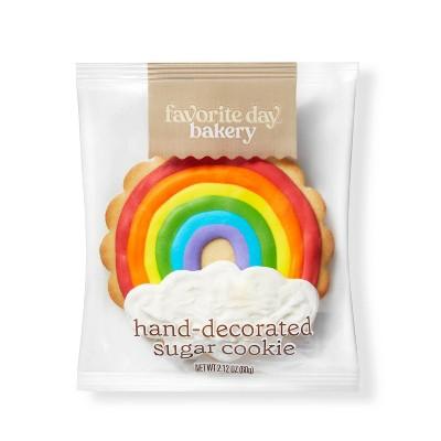 Rainbow Sugar Cookie - 2.12oz- Favorite Day™