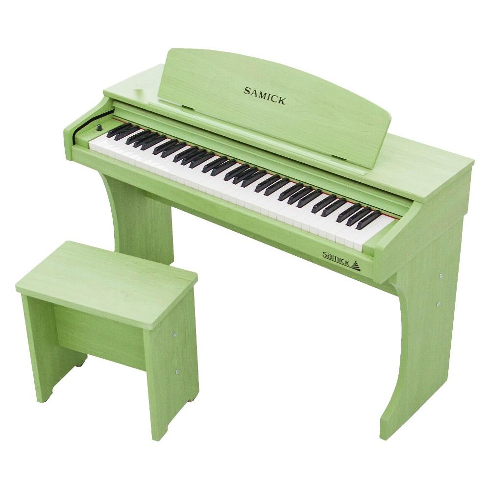 Samick MD-61 Kids Piano - Green