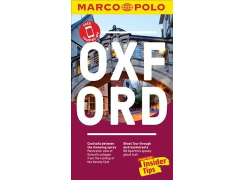 Marco Polo Oxford -  (Marco Polo) by Heike Krusemann (Paperback) - image 1 of 1