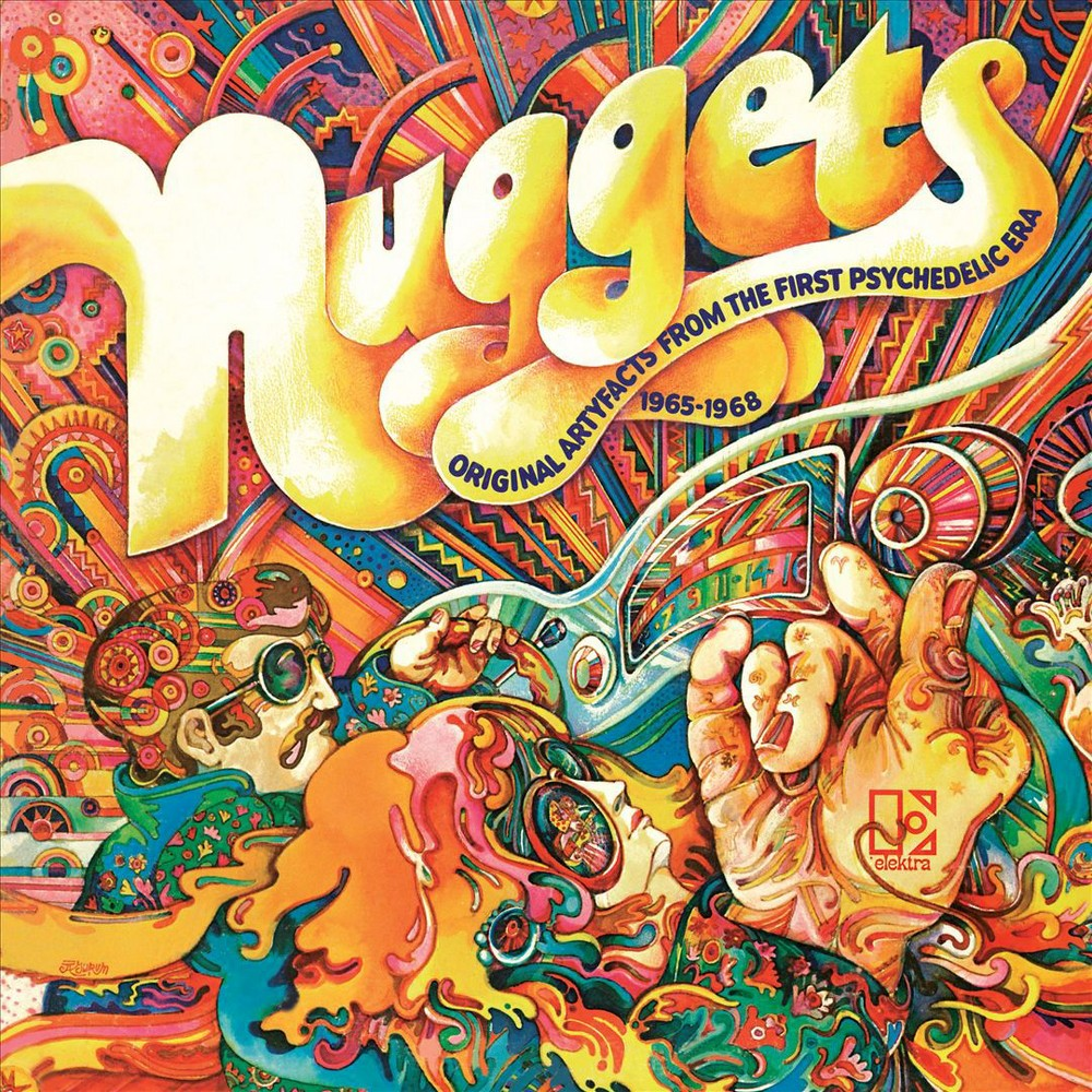 Various - Nuggets:Original Artyfacts From The F (CD)