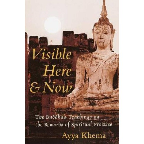 Visible Here and Now - by  Ayya Khema (Paperback) - image 1 of 1