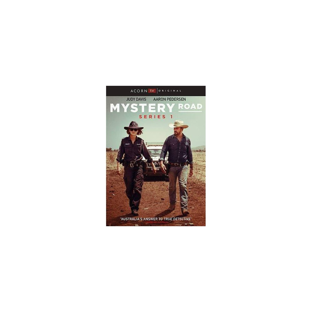 Mystery Road:Series 1 (Dvd)