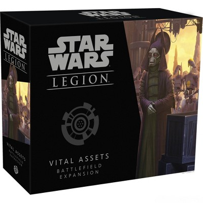 Star Wars Legion: Vital Assets Battlefield Game Expansion
