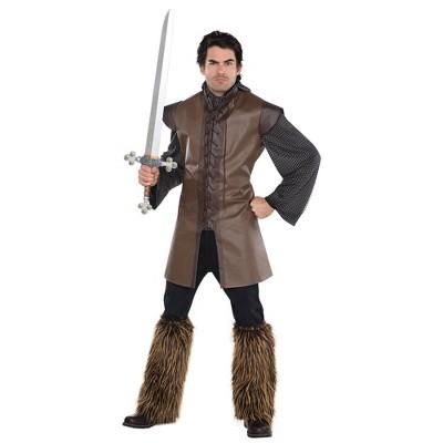 Adult Warrior Tunic Halloween Costume Accessory