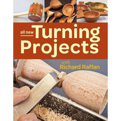 All New Turning Projects with Richard Raffan - (Paperback) - image 1 of 1