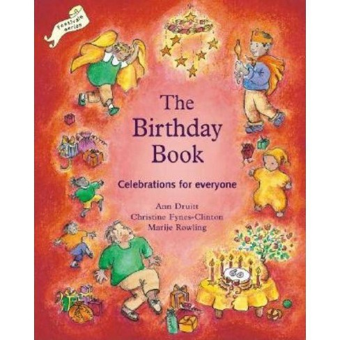 The Birthday Book - (Festivals and the Seasons) by  Paschal Mihyo (Paperback) - image 1 of 1