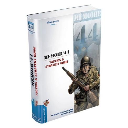 Memoir '44: Tactics & Strategy Guide - image 1 of 1