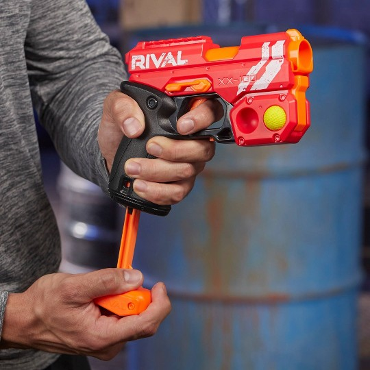 NERF Rival Knockout XX 100 - Red image number null