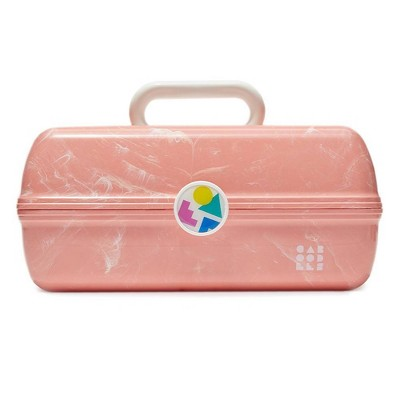 Caboodles On the Go Girl - Peach Marble