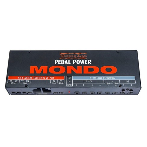 Voodoo Lab Pedal Power Mondo - image 1 of 1